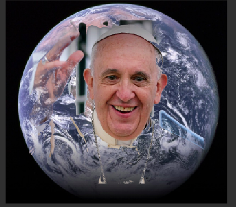 pope planet