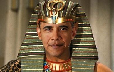 Obama Pharoah