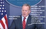 "Sean Spicer's ""Gaffe"" and the New Dogmatism of Modern Society"