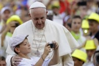 The First Demotic Pope Scandalizes the Little Ones