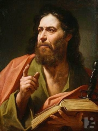 St. Paul resisted St. Peter to his face because he endermined the truth of the Gospel