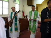 Rock Star Priests--The Latest Fad?