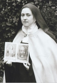St. Therese of Lisieux Promotes Devotion to the Holy Face