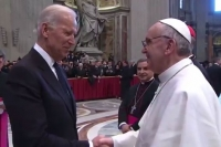 Joe Biden to Give Talk at Vatican
