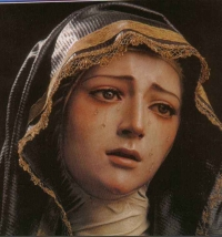 O MARY CONCEIVED WITHOUT SIN, PRAY FOR US WHO HAVE RECOURSE TO THEE