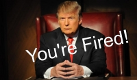 "Comic Relief from A-CNN: Trump to Shea: ""You're fired!"""