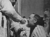 Padre Pio -- St. Pio of Pietrelcina -- Received Only on the Tongue