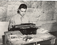 Walter Matt, Libya, World War II (1943)