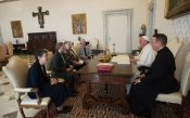 Pope meets representatives of LCWR at the Vatican