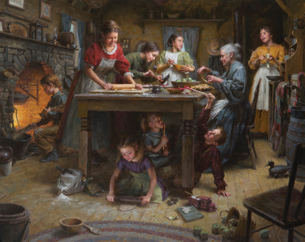 0214WEISTLING MORGAN FAMILY TRADITIONS