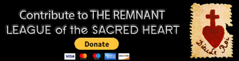 League of the Sacred Heart Donate