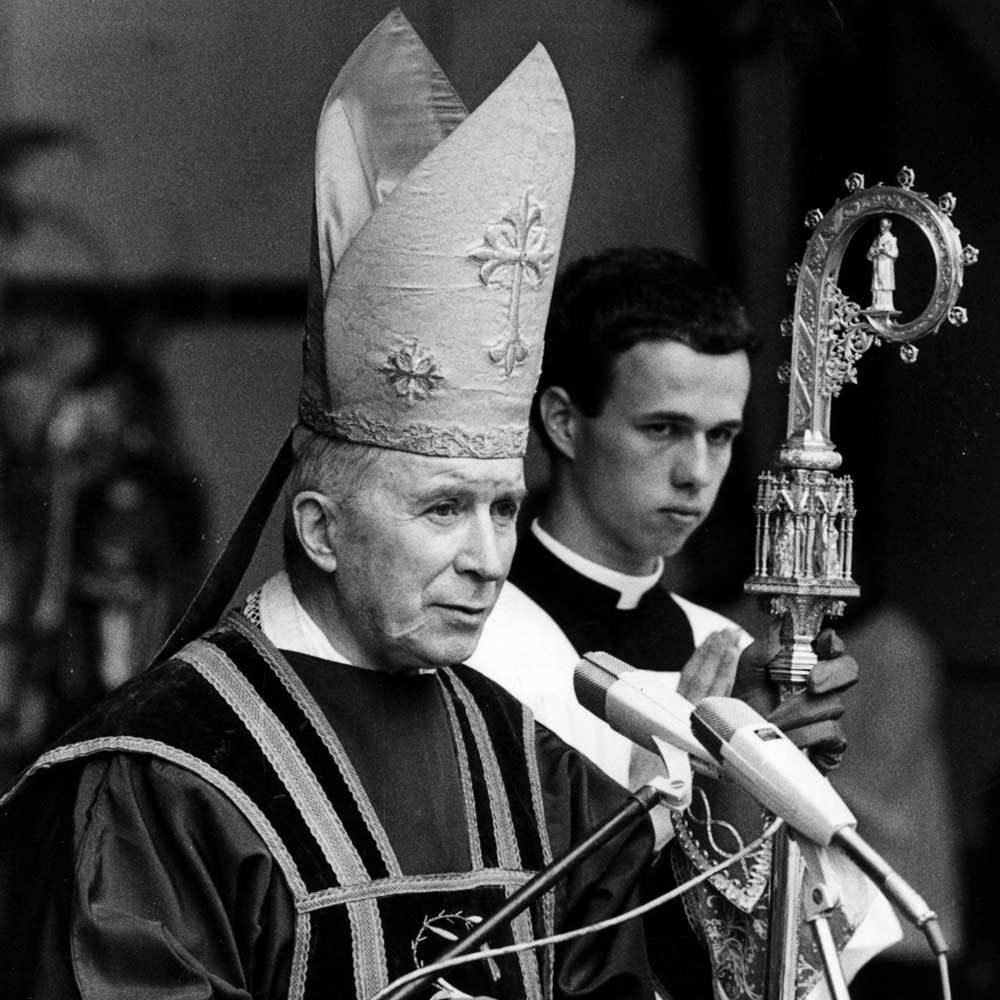 Lefebvre Conducting Ordination
