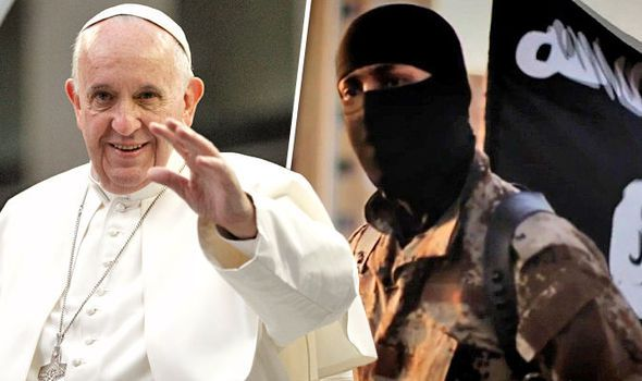 Pope and ISIS