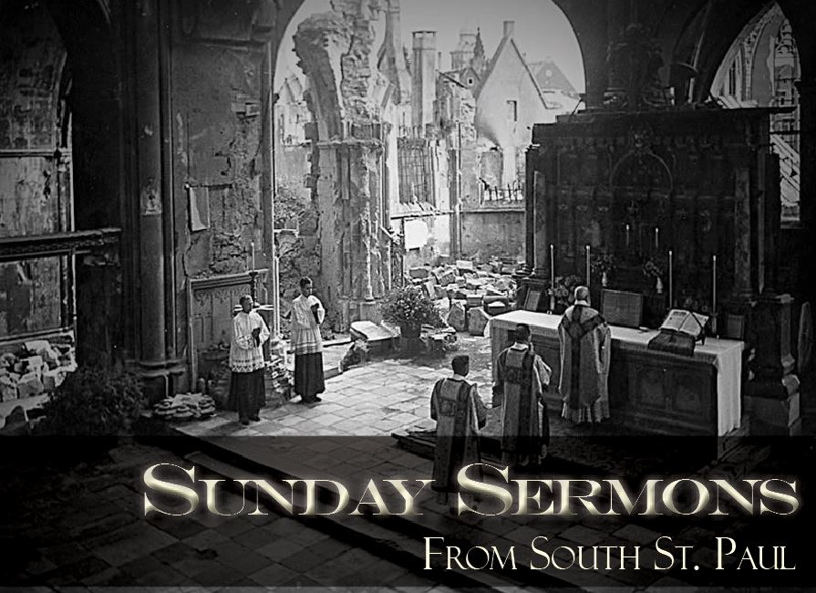 Sunday sermons graphic