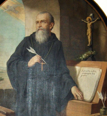 img Saint Benedict of Nursia