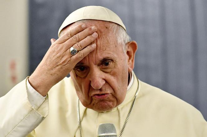 pope mad