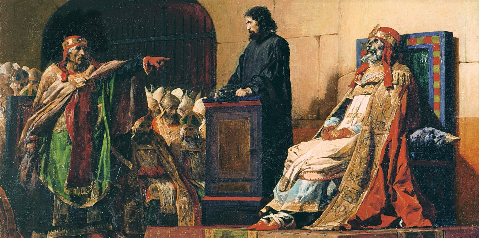trial of Pope Formosus