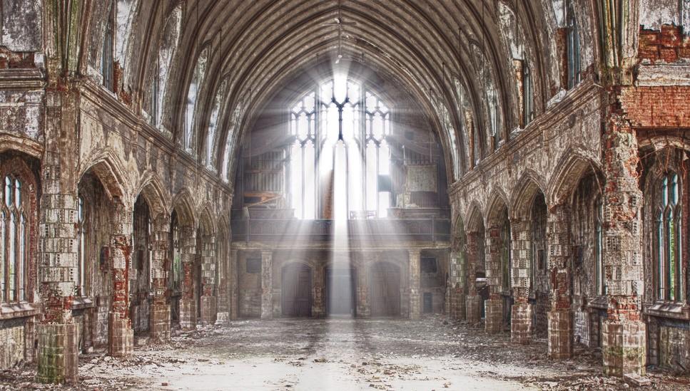 church empty