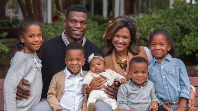 Benjamin Watson Family