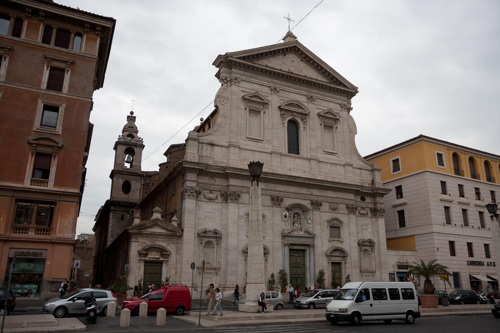Chiesa di Santa Maria in Traspontina panoramio