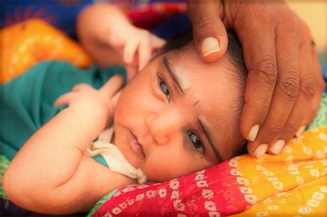 India baby girl