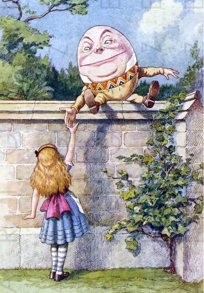 alice and humpty