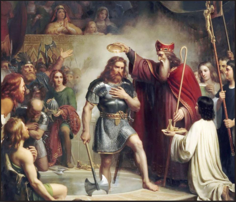 coronation charlemagne