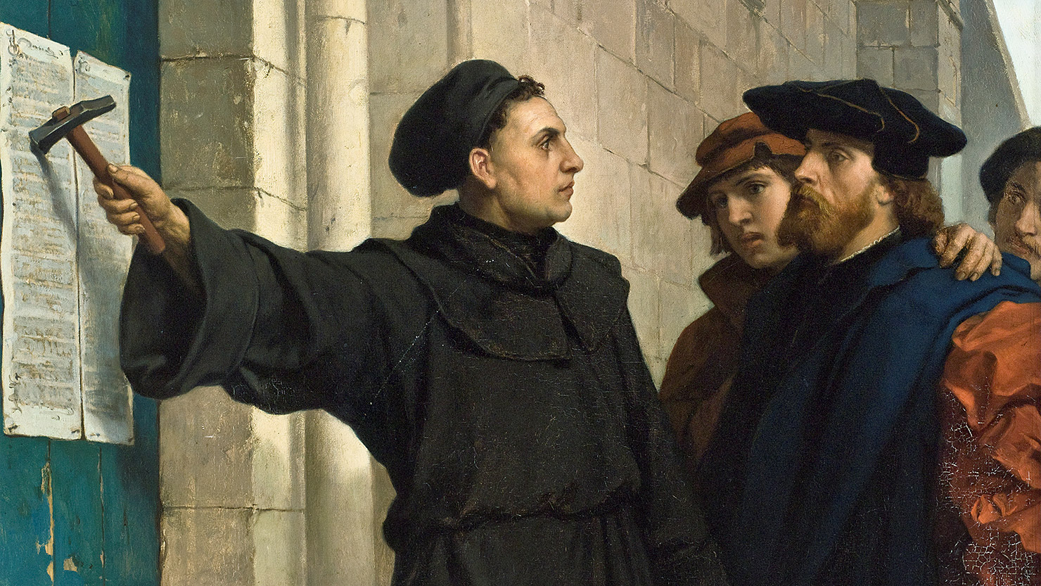 luther 95 theses