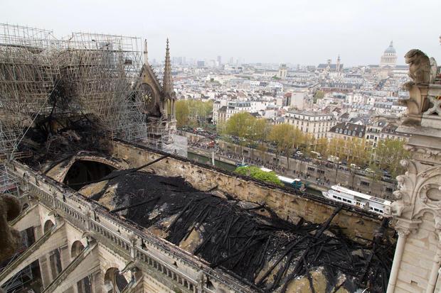 The Remnant Newspaper Stabat Mater Notre Dame Survived