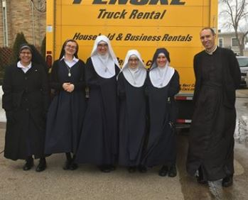 nuns at All Saints