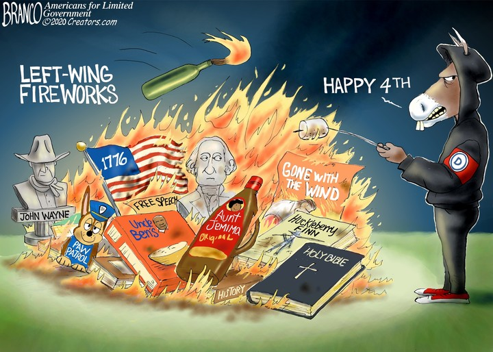 4th of Leftist July