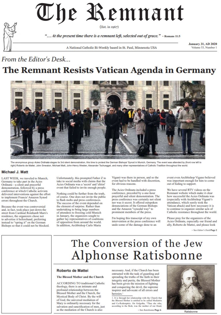 Jan 31 remnant cover