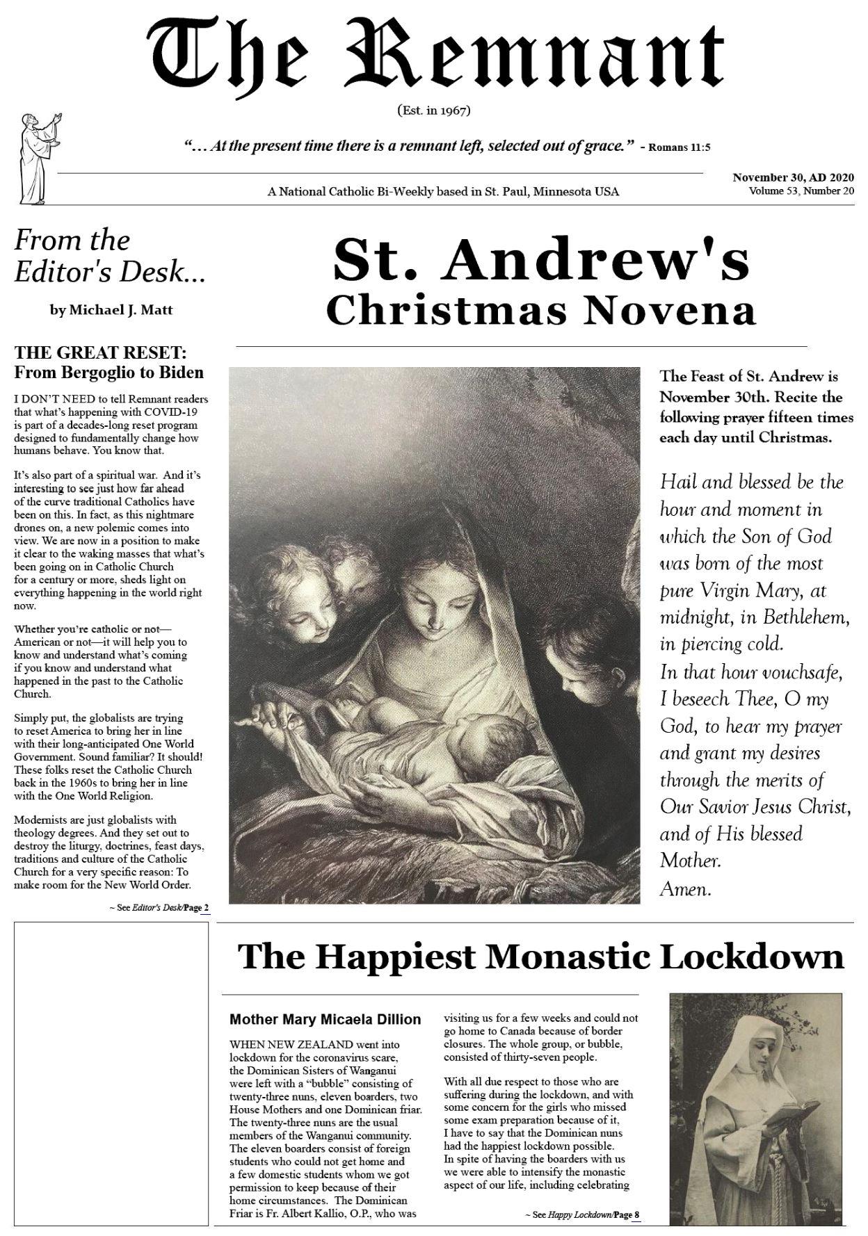 Nov 30 cover