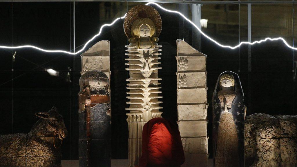 Vatican Nativity