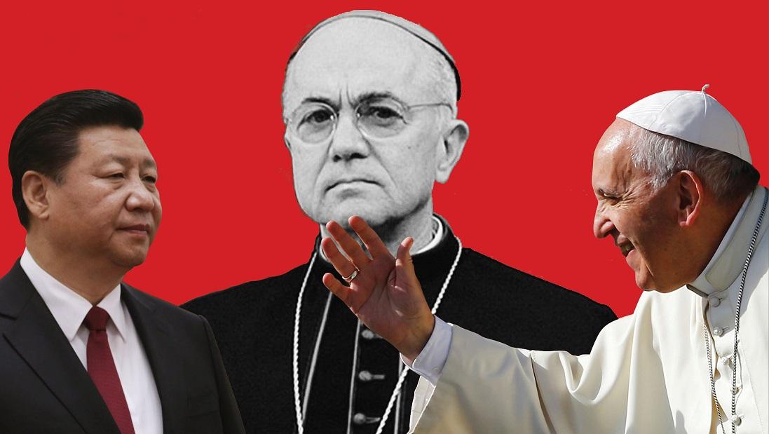 Vigano pope and china