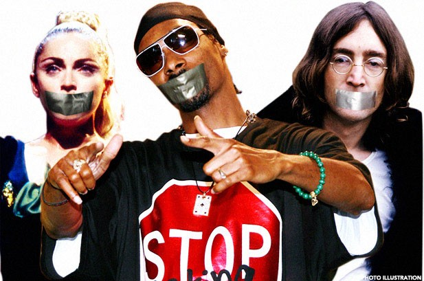 censorship snoop dawg