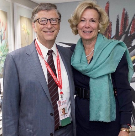 chris 5 Bill Gates Deborah Birx