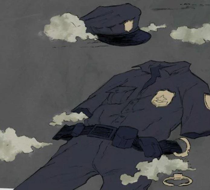 defund police image