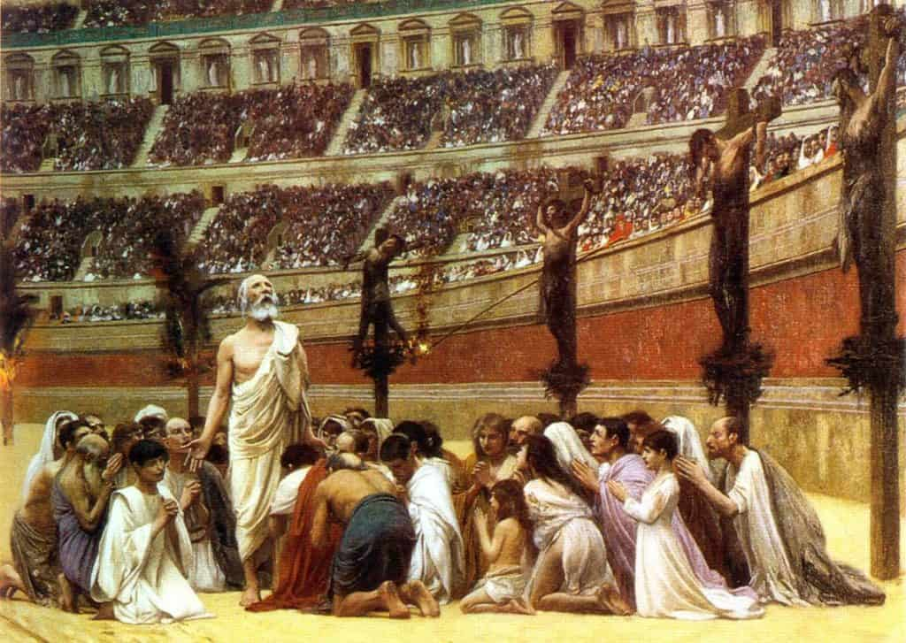 early church persecution 1024x727