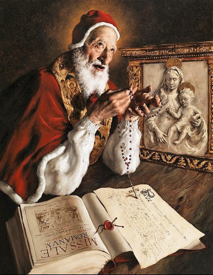 pius v rosary