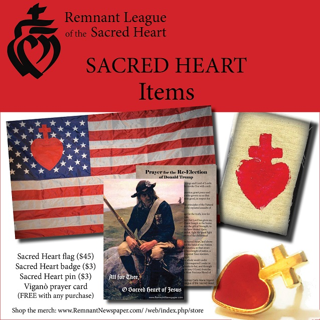 sacred heart packet ad