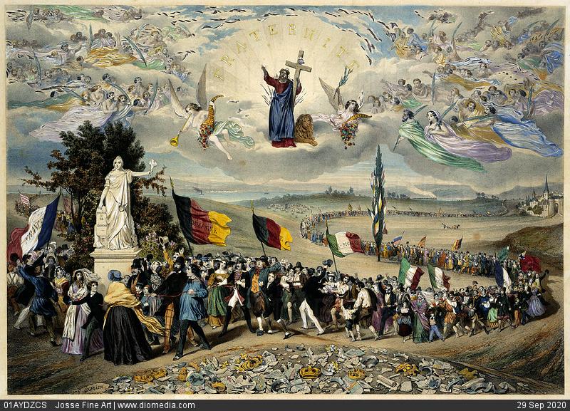 springtime of nations 1848