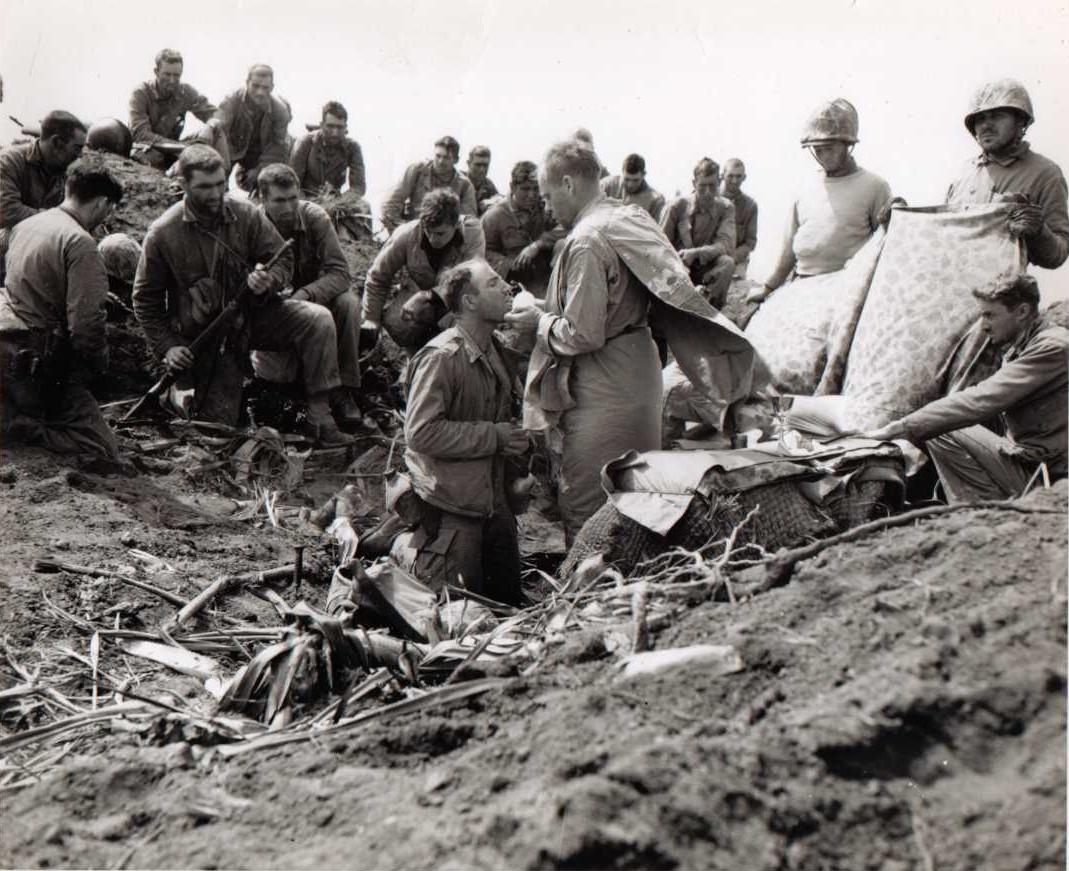 tlm in war zone