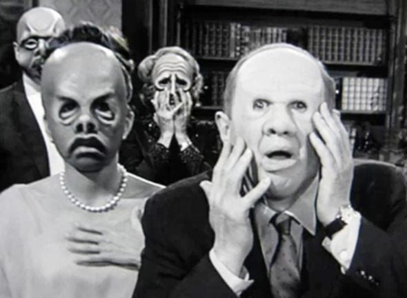 twilight zone masks