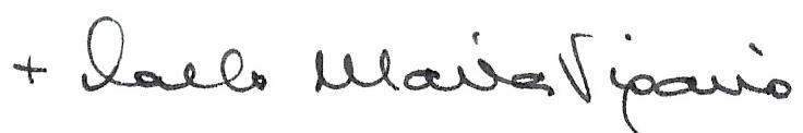 vigano signature