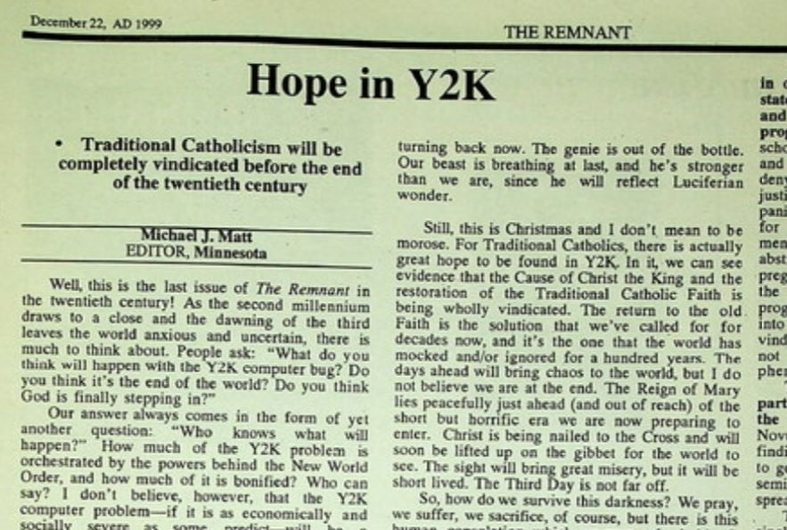 y2k remnant archive screenshot
