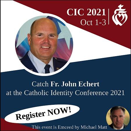 CIC speaker ad John Echert