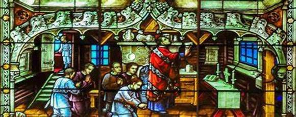 First Aussie Mass in 1803