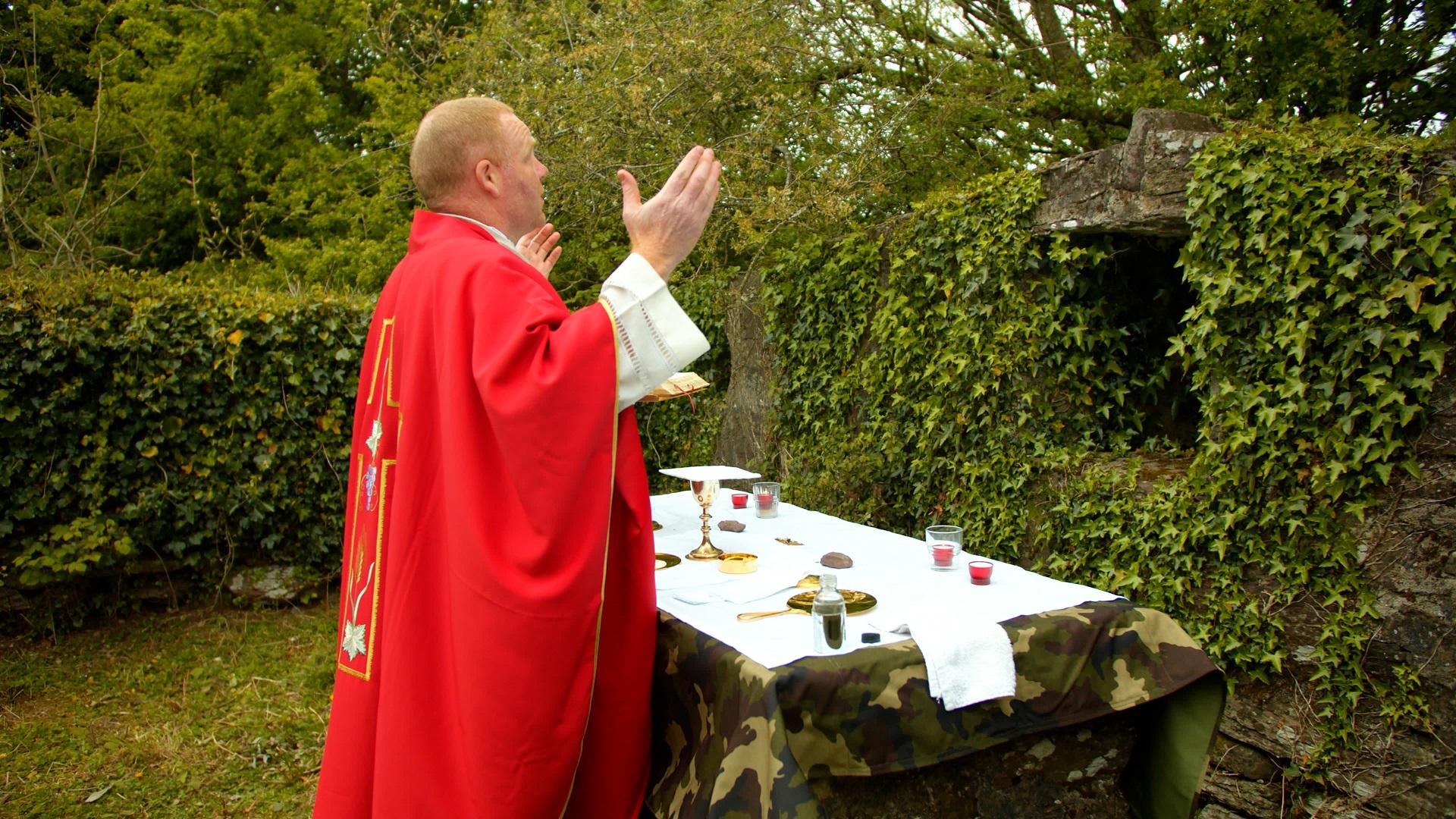 Mass Rocks 5 Fr Sean Crowley Cork Diocese