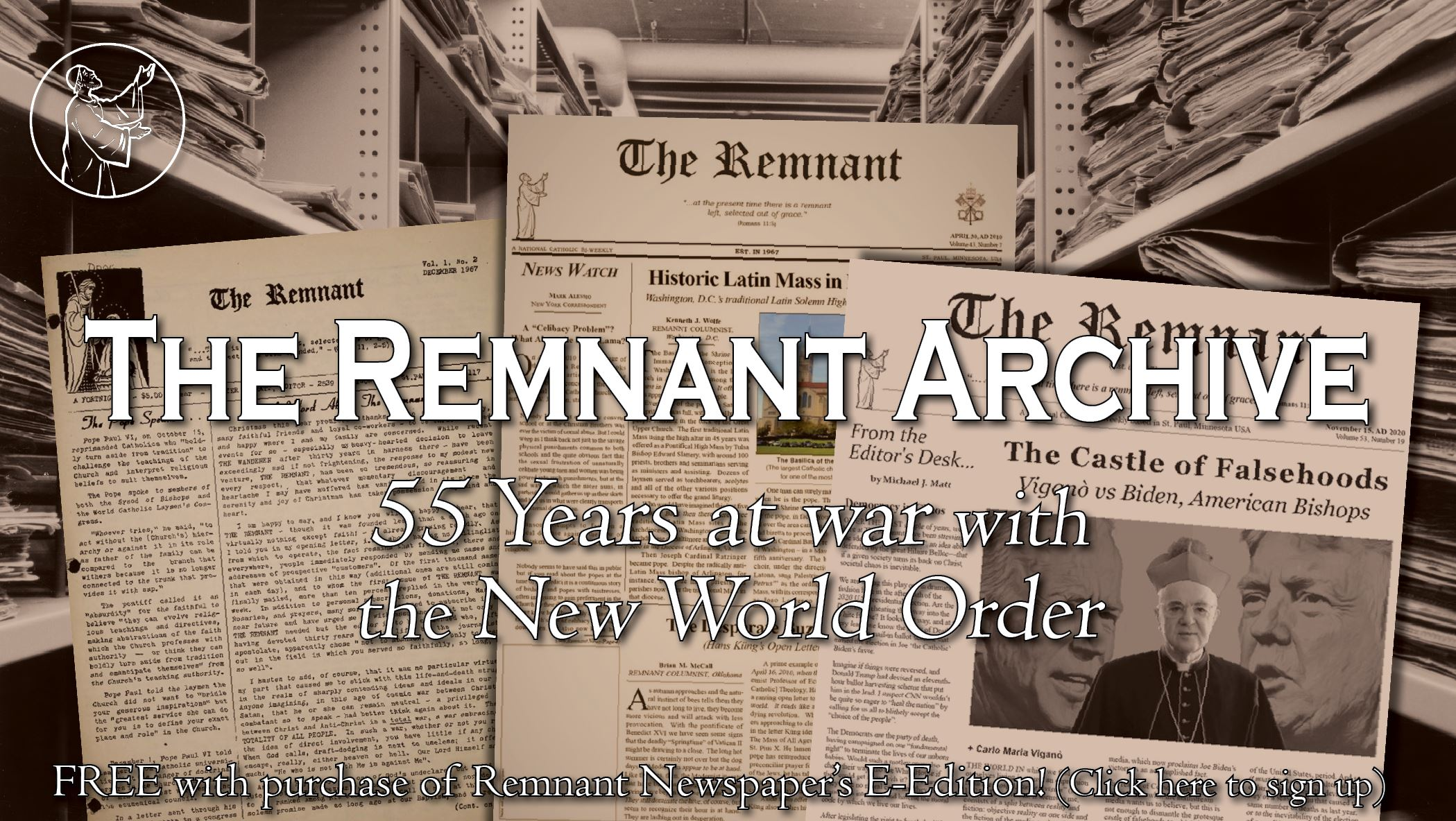 Remnant Archive ad for web